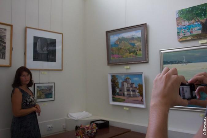 Выставка крымск