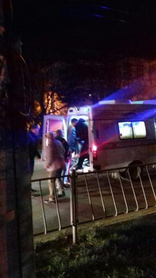 дтп в харькове троллейбус сбил пешехода хотя вот