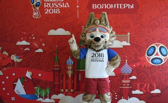 В Крыму построят Официальные фан-зоны ФИФА к ЧМ-2018