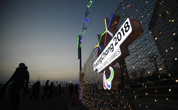 На Паралимпиаде в Пхенчхане выступят 29 российских спортсменов