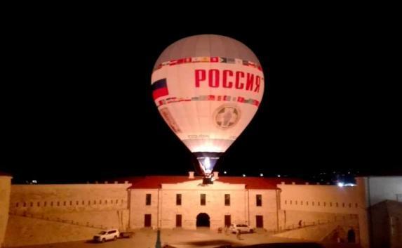 Фёдор Конюхов отправится в стратосферу на воздушном шаре (фото)