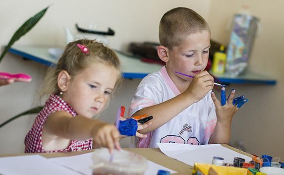 Мастер класс для детей и родителей средней группы
