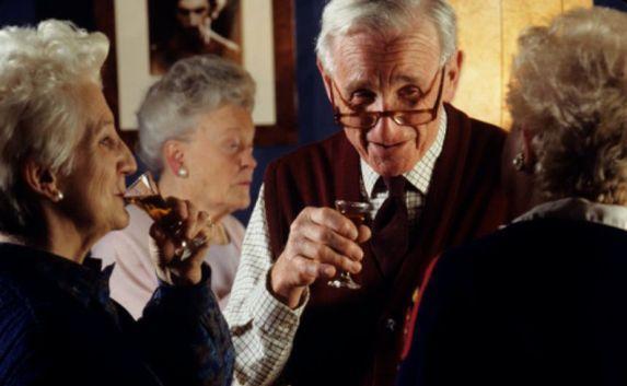 Оргия пенсионеров в бельгии
