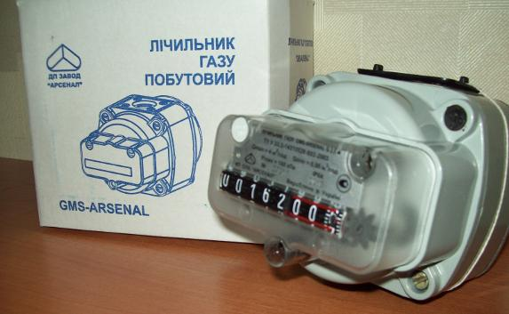 В Севастополе разрешили не менять «украинские» счётчики