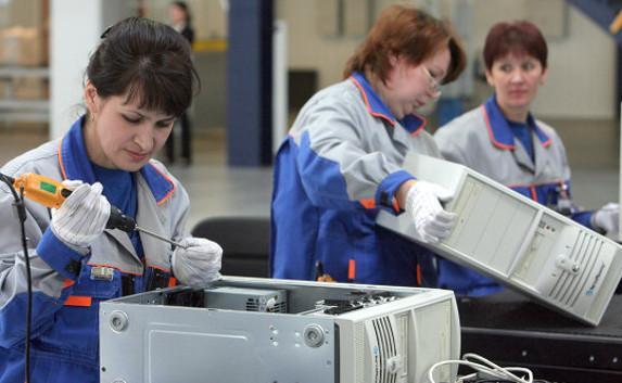 В Крыму хотят производить компьютеры и плазменные панели