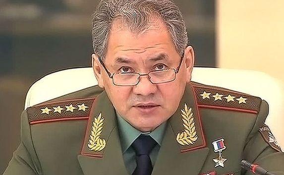 Шойгу: Россия не нарушала международное право в Крыму