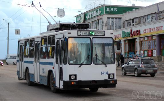 В Севастополе появится 111 новых троллейбусов