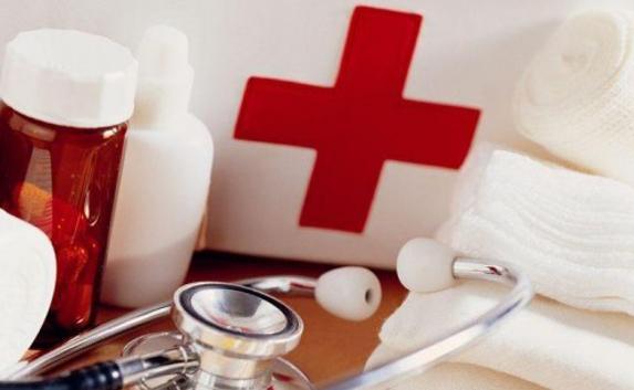 В больницу в Севастополе попали 50 подростков из Санкт-Петербурга