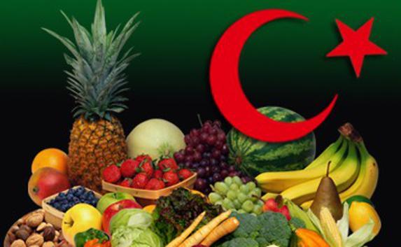 Продукты в Крым поставляют из Турции напрямую