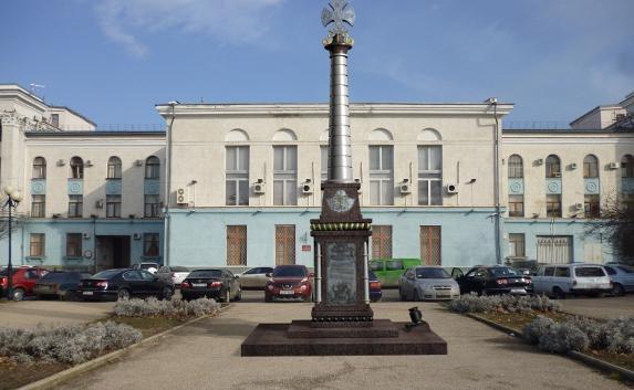 Как будет выглядеть памятник ополченцам в Симферополе