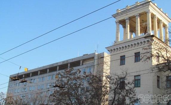 У первой горбольницы Севастополя новый главврач из Москвы