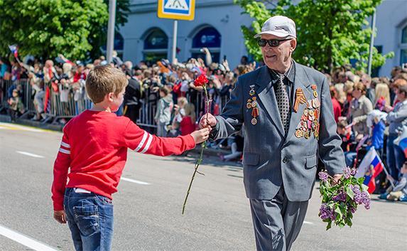 Анонс праздничных мероприятий, посвящённых Дню Победы