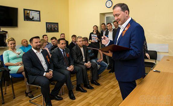 Белик призвал участников голосования объединиться ради Севастополя