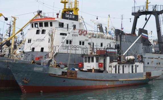 на рыболовное судно требуются