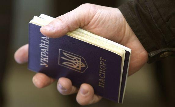 Ещё один украинец не смог пересечь границу по липовым документам