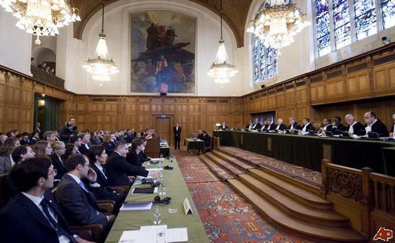 Россия подаст на Украину в Гаагский суд - В мире - Новости Sevas.Com